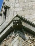 Image for St Mary's Church Gargoyles - Conington, Cambridgeshire, UK