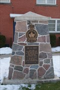 Image for Royal Canadian Legion Branch 79 Memorial Cairn