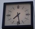 Image for Clock / Uhr Europaplatz Tübingen, Germany, BW