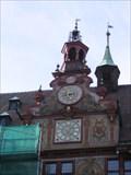 Image for Tübingen Rathaus Astronomical Clock