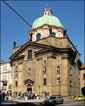 Image for Church of St. Francis Seraphicus / Kostel Sv. Františka Serafimského (Prague)