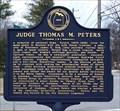 Image for Judge Thomas M. Peters - Moulton, AL