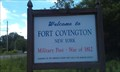 Image for Welcome to Fort Covington, NY,