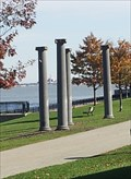 Image for Columns at Windsor Sculpture Park - Windsor, Ontario