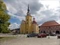 Image for kostel Zvestování Páne - Vlachovo Brezí, okres Prachatice, CZ