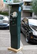 Image for Solar Powered parking meter - Sacramento, CA