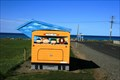 Image for School Bus Stop Shelter — Colac Bay, New Zealand