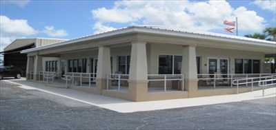 Landmark Aviation is the FBO for PBC Glades Airport