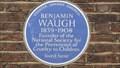 Image for Benjamin Waugh Blue Plaque