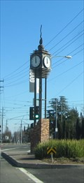 Image for Del Paso Clock - Sacramento, CA