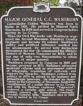 Image for Major General C. C. Washburn - La Crosse, WI