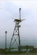 Image for Bridge and Flag Pole - U.S.S. Portland CA33 - Fort Allen Park - Portland, ME