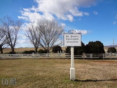 Eugene lies in the St. Paul`s Episcopal Cemetery in Woodville, VA.