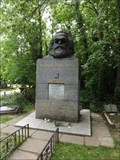 Image for Karl Marx Grave - Highgate East Cemetery, London, UK