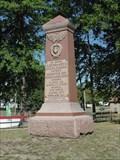 Image for Bosshard Monument - Highland, Illinois
