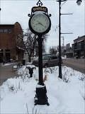 Image for Douglas Town Clock - Douglas, Michigan
