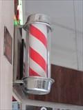 Image for Barbearia 9 de Julho Barber Pole - Sao Paulo, Brazil