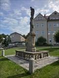 Image for Marian Column - Machov, Czech Republic