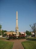 Image for Jasper County Confederate Obelisk - Monticello, GA