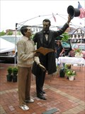 Image for Abe Lincoln Statue- Gettysburg, PA