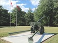 Image for Soviet 76 mm divisional gun M1942 (ZiS-3) - Capital Memorial Gardens, Ottawa, Ontario