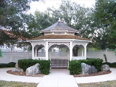 Serenity Gardens Gazebo Largo Fl Gazebos On