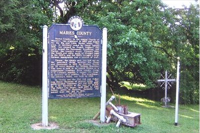 Maries County - Vienna, MO - Missouri Historical Markers on