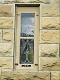 Image for Beaulieu (Lougheed House) stained glass windows - Calgary, Alberta