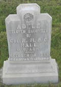 Image for Adele Hall - San Antonio National Cemetery - San Antonio, Tx