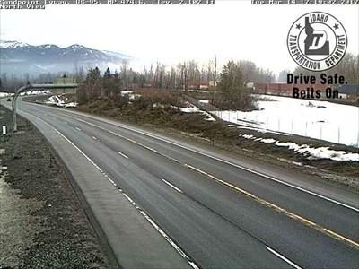 us highway 95: webcam sandpoint, id web cameras on