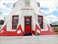Image for Big Lodge Espresso Tipi - Browning, MT