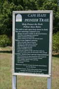 Image for Cape Haze Pioneer Trail - Mercer Trailhead - Charlotte County, FL