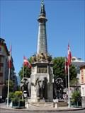 Image for La fontaine des éléphants, Chambery, France