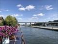 Image for Écluse 8 Port á l'Anglais (Seine Amont) - River Seine - Vitry-sur-Seine - France