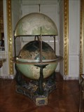 Image for Globe terrestre et celeste du dauphin - Versailles, France