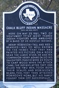 Image for Chalk Bluff Indian Massacre