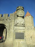 Image for The legend of Lady Carcas - Carcassonne - France