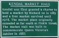 Image for Market Hall, Market Place, Kendal, Cumbria, UK