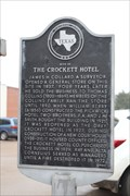 Image for Site of The Crockett Hotel