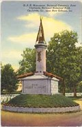 Image for 1900 & 2014 GAR Memorial - Chalmette National Cemetery, Chalmette LA