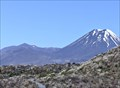 Image for Upper Silica Rapids Track Lookout. Mt Ruapehu. North Is. New Zealand.