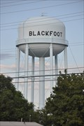 Image for OY0846 ~ BLACKFOOT SOUTH MUNICIPAL TANK