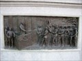 Image for 2 Civil War Reliefs - Indianapolis, Indiana