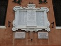 Image for WWI Veterans of San Francesco - Venice, Italy