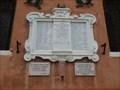 Image for WWI Veterans of San Francesco - Venice, Italy