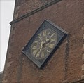 Image for St Nic's clock - Maid Marian Way - Nottingham, Nottinghamshire