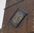 Image for St Nic's clock - Maid Marian Way - Nottingham, Nottinghamshire