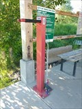 Image for Fernie Bike Park Bicycle Repair Station - Fernie, British Columbia, Canada