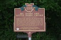 Image for Big and Little Darby Creeks - A Feature of Ohio's Scenic Rivers : Marker #47-25