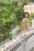 Image for Funicular de Santa Cova - Montserrat, Cataluña, Spain